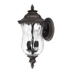 Capital Lighting Ashford Old Bronze Outdoor Wall Light