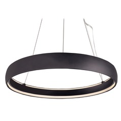 Kuzco Lighting Modern Black LED Pendant 3000K 1593LM