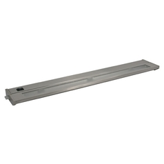 22-Inch Xenon Under Cabinet Light Direct-Wire 2800K 120V Brushed Steel by American Lighting