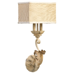 Quorum Lighting Quorum Lighting Florence Persian White Sconce 5237-2-70