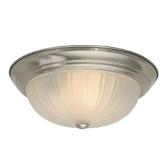 Design Classics Lighting 15-1/2-Inch Flushmount Ceiling Light 915 SN