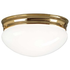 9-Inch Flushmount Ceiling Light