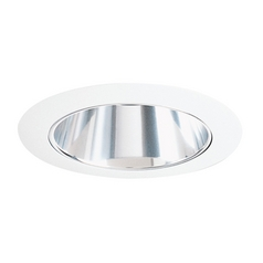 Juno Lighting Group Pewter Alzak® Cone for 4-Inch Recessed Housing 17PT-SC