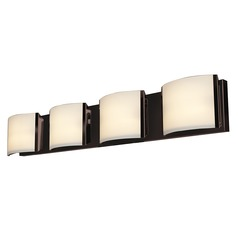 Access Lighting Nitro 2 Bronze Bathroom Light