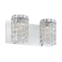 Alico Lighting Queen Chrome Bathroom Light