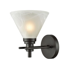 Elk Lighting Pemberton Oil Rubbed Bronze Sconce