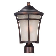 Maxim Lighting Balboa Dc Copper Oxide Post Light