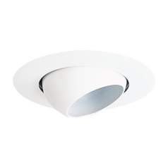 Juno Lighting Group Mini-Eyeball Trim for 4-Inch Recessed Housing 18-WH