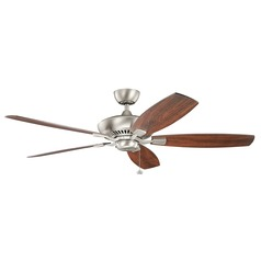 Kichler Lighting Canfield Ceiling Fan Without Light