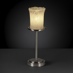 Justice Design Group Veneto Luce Collection Table Lamp
