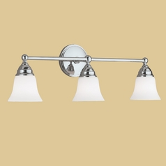 Norwell Lighting Sophie Chrome Bathroom Light