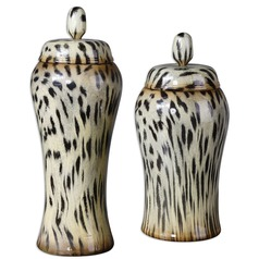 Uttermost Malawi Containers Set of 2