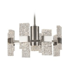 Kuzco Lighting Oslo Platinum LED Chandelier