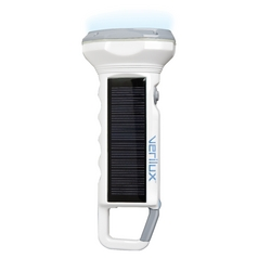 Verilux Lighting LED Solar Rechargeable Flashlight VB03WW4