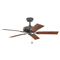 Kichler Lighting Fryst Patio Ceiling Fan Without Light