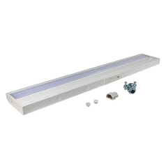 American Lighting LED Complete White 24-3/16-Inch LED Light Bar Light