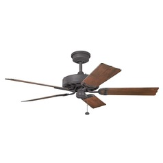 Kichler Lighting Fryst Ceiling Fan Without Light