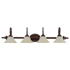 Capital Lighting Chandler Burnished Bronze Bathroom Light