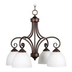 Craftmade Lighting Raleigh Old Bronze Chandelier