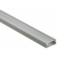 LED Tape Light Extrusion for Easy Tape Light Mounting by American Lighting