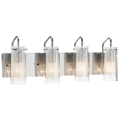 Elan Lighting Rysalis Chrome Bathroom Light