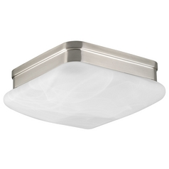 Progress Lighting Appeal Brushed Nickel Flushmount Light