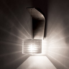 WAC Lighting Tulum Brushed Nickel LED Sconce