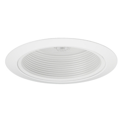 Juno Lighting Enclosed Baffle for 5-Inch Recessed Housing 215W-WH