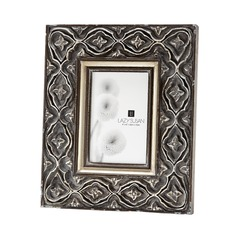 Hand Carved Ornate Frame - 4 x 6