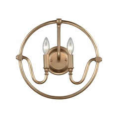 Elk Lighting Stanton Matte Gold Sconce