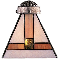 Square Tiffany Glass Shade