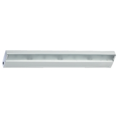 Quorum Lighting White 21.5-Inch Linear Light