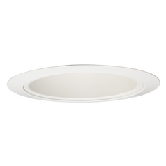 Juno Lighting Group Enclosed Cone for 5-Inch Recessed Housing 216W-WH