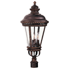 Oversize Outdoor Post Light