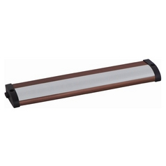 10-Inch LED Under Cabinet Light Plug-In 3000K 120V Bronze by Maxim Lighting