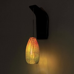 WAC Lighting Willow Rubbed Bronze Sconce