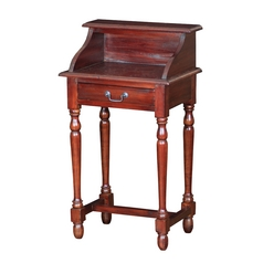 Sterling Lighting Mahogany Accent Table