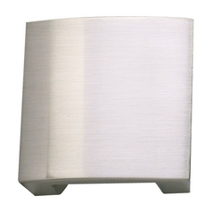Atlas Homewares Modern Cabinet Knob in Brushed Nickel Finish 254-BRN