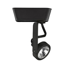 WAC Lighting Black Low Voltage Track Light For L-Track