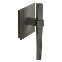 Hubbardton Forge Lighting Beacon Hall Dark Smoke Towel / Robe Hook