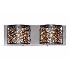 Inca Bronze Bathroom Light