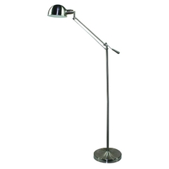Adjustable Pharmacy Task / Reading / Hobby Floor Lamp