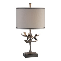 Uttermost Leova Rust Bronze Lamp