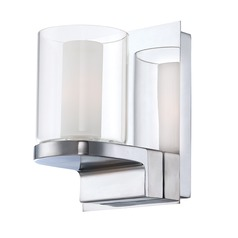 Alico Lighting Anchor Chrome Bathroom Light
