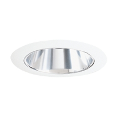 Clear Alzak A-Lamp Reflector for 6-Inch Recessed housing