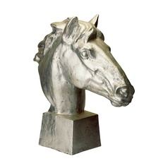 Gilded Age Horse Head