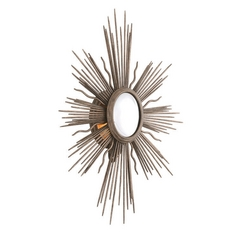 Troy Lighting Blink Light Cottage Bronze Sconce