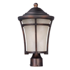Maxim Lighting Balboa Dc Ee Copper Oxide Post Light