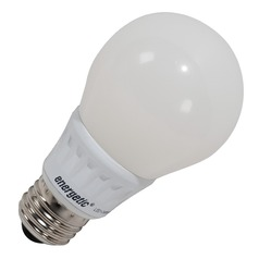 Energy Star Dimmable LED A19 Light Bulb - 2700K - 60-Watt Equivalent