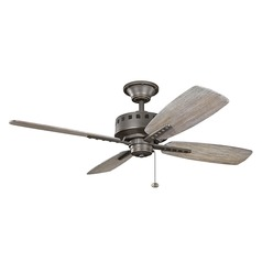 Kichler Lighting Eads Ceiling Fan Without Light